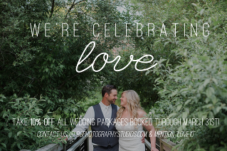 West Michigan Wedding Photographer Promotion | BG Photography Studios | Holland, MI