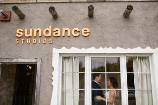 Sundance Studios wedding