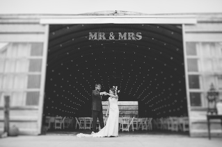 Res-Les farm wedding